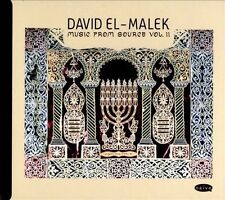 El-Malek; Alaoui; Panquin; ...-V 2: Music From Source CD NEW