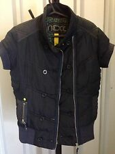Next Women Jacket Thick Warm Autumn Casual Short Sleeve Size 10 (2)
