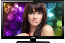 "NAXA 24"" LED FULL HD DHTV TV TELEVISION 12V 12 VOLTS POWER CAR TRUCK RV BOAT NEW"