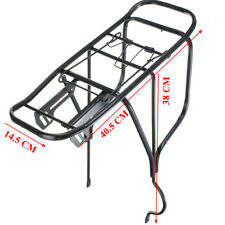 Outdoor Mountain Bicycle Alloy Rear Rack Seat Post Frame Pannier Luggage Carrier