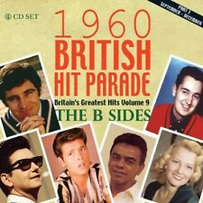 1960 British Hit Parade: B Sides Part Three: Sept- (2013, CD NEU)