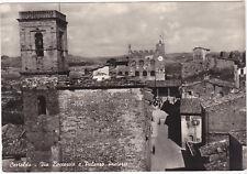 CERTALDO - FIRENZE - VIA BOCCACCIO E PALAZZO PRETORIO -64056-