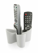 Cool Grey Cozy Remote Control Tidy - New J-Me Holder
