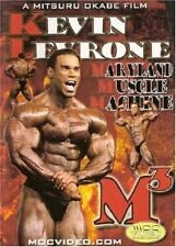 MARYLAND MUSCLE MACHINE M3 -KEVIN LAVRONE -  DVD - Region Free
