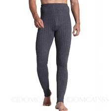 Winter Thermal Pants thick Wool Long Johns Cashmere Leggings mens Trousers