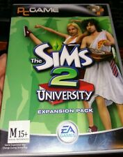 The Sims 2 University Expansion Pack - PC GAME - FAST POST