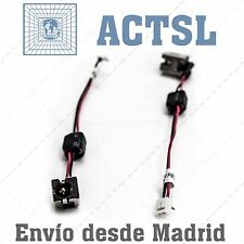 Conector Clavija DC para TOSHIBA satellite NB500 (with cable)