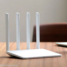 Original Xiaomi Mi WiFi Router 3 128M ROM 1167Mbps Dual Band 2.4/5GHz 4 Antennas