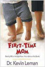 First-Time Mom by Leman, Kevin, Good Book