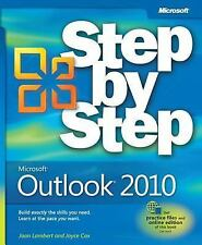 Step by Step: Microsoft® Outlook® 2010 by Joyce Cox and Joan Lambert (2010,...