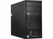HP ProLiant ML10 v2 Tower Server System i3-4150 3.5 GHz 8 GB RAM 500GB SATA 7.2K