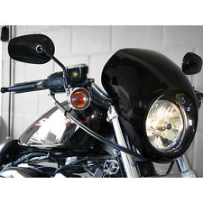 Sportster Fairing Harley Cafe Drag Dyna Head Light Mask FXR Front Cowl Visor