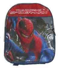 The Amazing Spiderman Tema Bolsa Regreso Al Escuela, Correas Ajustables