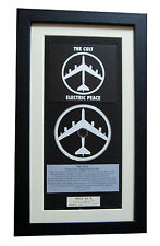 THE CULT Electric Peace CLASSIC CD Album TOP QUALITY FRAMED+EXPRESS GLOBAL SHIP