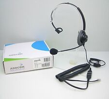 ADD300/01 Headset for Avaya Mitel Polycom Digium Toshiba Hybrex NEC Aspire 3Com