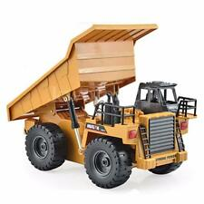 6 Channel Full Functional Dump Truck Toy Car Vehicle Electric RC Remote Control