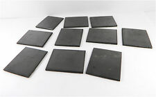 25 pcs Shungite stone Plate (40x50 mm.) for mobile phone RF radiation protection