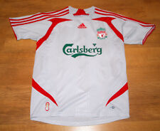 Adidas Liverpool 2007/2008 away shirt (height 164cm) LOWER PRICE