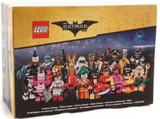 SEALED CASE of LEGO BATMAN MOVIE SERIES 71017 MINIFIGS 60 packs new box 3 sets