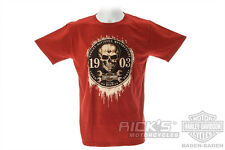 "Harley-Davidson Dealer Shirt ""THREAT"" T-Shirt  *3029439105* Gr. L"