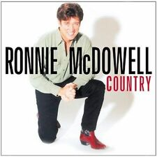 """RONNIE McDOWELL, CD """"COUNTRY"""" NEW SEALED"""