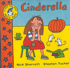 Lift-the-flap Fairy Tales: Cinderella Very Good Book