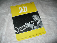 RIVISTA MUSICA JAZZ N.3 (183) 1962 DONALD BYRD JIMMY GIUFFREBUDD JOHNSON WATKINS
