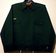 "Mint 1990's King of the Hill ""Hank"" Embroidered 48-L (FOX Promo) Uniform Jacket"