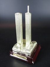 "New York World Trade Center WTC ""alt"" 10 cm poly modelo estados unidos américa souvenir"