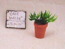 Plant in Pot - 1/12 scale dollhouse miniature 2314-21 fern