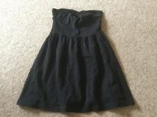 Divided size 10 Black Sleeveless Dress