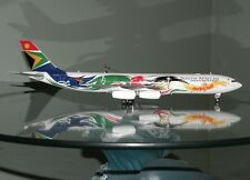 1:200 Gemini South African Airbus A340-300 model plane sold out SIYANQOBA