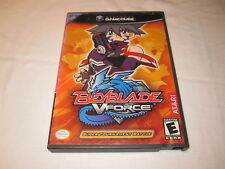Beyblade: V Force - Super Tournament Battle (Nintendo GameCube) Game in Case Exc