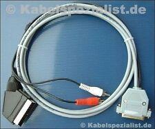 Amiga RGB SCART TV  Kabel 5,0 Meter