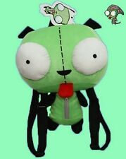 Alien Robot Invader Zim Big Eye DOG Suit Gir Backpack Bag Plush Toy Doll
