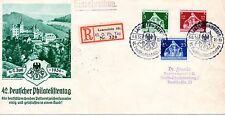 III.Reich, R-Brief, Lauenstein - Berlin !