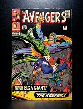 COMICS: Marvel: Avengers #31 (1966), Scarlet Witch & Quicksilver leave Avengers