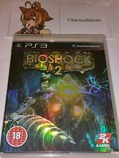 Bioshock 2  BIO SHOCK PS3 Good Condition UK PAL Version Game Sony PlayStation 3