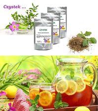 250g Cistus incanus 100% Natural Body Cleanse secos té de hierbas Czystek