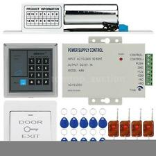 Electric Door Lock Magnetic Access Control ID Card Password System Kit New Z3D0