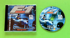 F1 Manager for PC DOS 1996 - See My Ebay Store For More Games