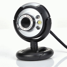 New Mini HD USB 6 LED Web Webcam Camera PC Laptop Skype Yahoo MSN Messenger
