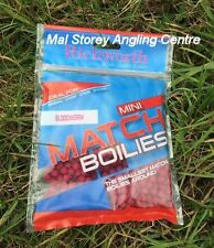 Richworth Mini Match Boilies Bloodworm Carp 6mm