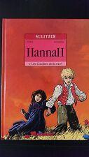 BD Hannah 1 - Les cavaliers de la mort - Franz - Annestay - EO - Dupuis - TBE