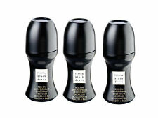 3 x AVON LITTLE BLACK DRESS  ROLL-ON ANTI-PERSPIRANT DEODORANT 50ML EACH