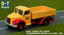 B-T Models DA90 Dodge 'PN' Tipper Red Yellow '00' 1/76th Scale New Box 1st class