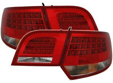 CLEAR LED REAR TAIL LIGHTS FOR AUDI A3 8PA 09/2004-6/2008 NICE GIFT 1