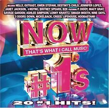 Various : Now #1s CD (2006)