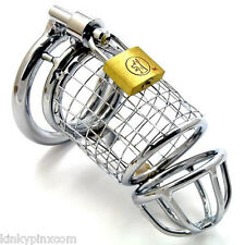 The Lancelot Quality Chastity Device Cage Bondage Fetish Erotic