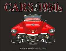 """""""Cars of the 1950's"""" brand new hardbound book w/lots of orig 50's photos + facts"""